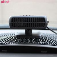 Auto Heater Windshiel Defroster 12 Volt Car Heating Electric Travel Vehicle Fan Cigarette Lighter Plug For
