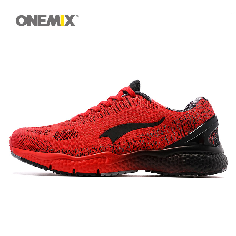 Men Running Shoes For Women Nice Athletic Trainers Zapatillas Trail Sports Shoe Red Light Outdoor Walking Sneakers Free Ship 5.0 xiang guan woman running shoes for women run nice athletic trainers rose red zapatillas sport shoe outdoor walking sneakers 3