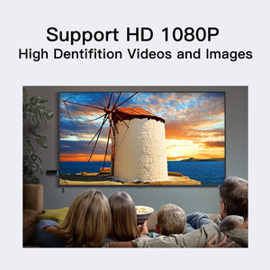 Image 4 - GGMM Miracast جهاز استقبال للتليفزيون أندرويد دونغل واي فاي لاسلكي صغير HDMI موالف التلفزيون 5G/2.4G DLNA AirPlay تدفق جهاز استقبال للتليفزيون ل ios يوتيوب