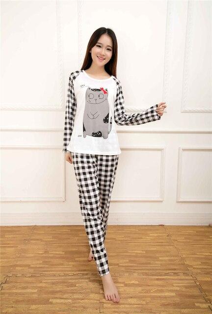 Totoro Lady Sleepwear Pajamas