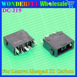 Image 2 - ChengHaoRan 1pcs New DC Power Jack without cable For Lenovo Flex 2 14 2 14D 2 15 2 15D F14B
