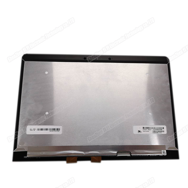 "13.3"" display For HP X360 Spectre 13-AC led lcd screen touch digitizer assembly"