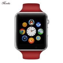 Bluetooth A1 Smartwatch mit Sim-karte Kamera für Apple iPhone 6 Samsung S4/2 Hinweis/Anmerkung 3 HTC Android/IOS Telefon Geschenk Box