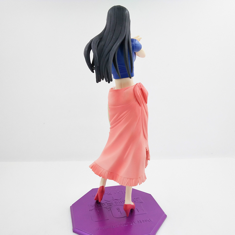 b107318d81f74 24cm One Piece Pop Nico Robin Action Figure Miss Allsunday Anime Figures  PVC Collectable Boxed Model Birthday Toys Gifts WX333