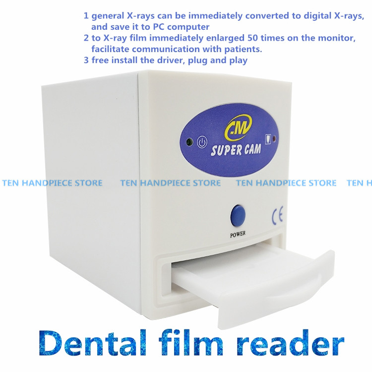 2018 good quality Dental X-Ray Film Reader Viewer Digitizer Scanner USB 2.0 M-95 Super CAM New 2016 new dental x ray film reader viewer digitizer scanner usb 2 0 m 95 super cam new