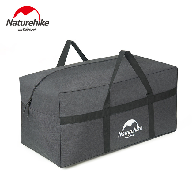 NatureHike 100L High Quality Nylon High Capacity Luggage Bag Travel Camping Portable buggy bag Tourism Package Bags