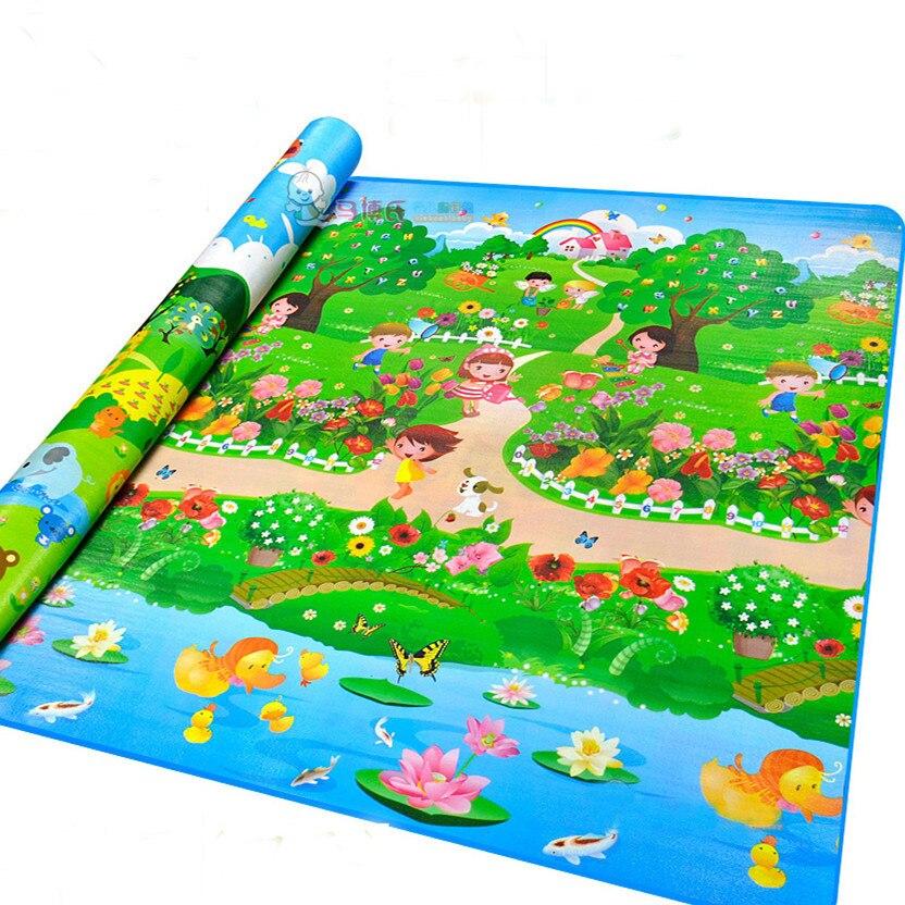 Maboshi-Waterproof-Quality-Children-Play-Mat-Botanical-GardenForest-Park-Kids-Game-Mat-Soft-Eva-Foam-Carpet-Baby-Crawling-Mat-1