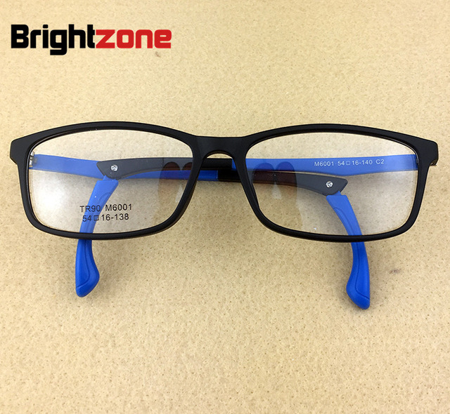 713ee8cf7ce Rx-able Non-slip Defence Fall Senior TR90 Myopic Eye Picture Frame Male  Spectacle