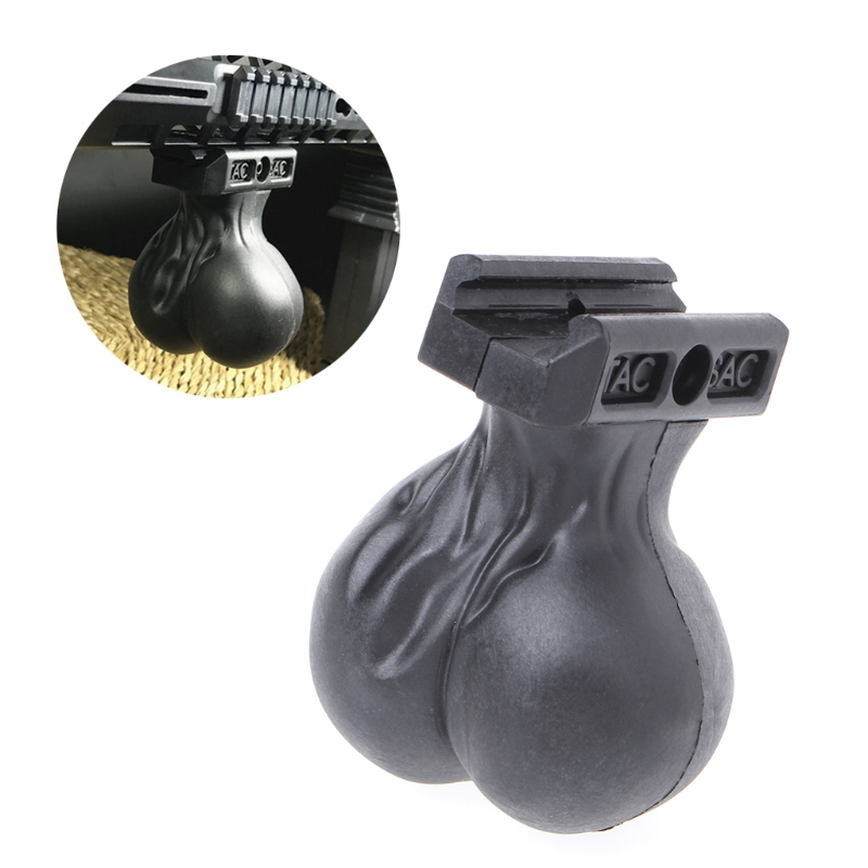 Novelty Water Gel Ball Toy Gun Egg Grip General Tactical Accessories For Nerf Boy Hobby