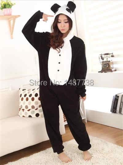b6f33200f3 Detail Feedback Questions about Kigurumi Panda Onesies Pajamas Cartoon  Costume Cosplay Pyjamas Adult Children Animal Onesies For Party Dress  Halloween ...