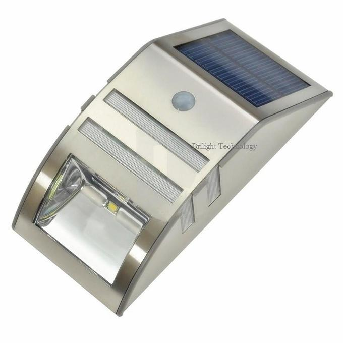 Smart LED Solar Security Light With PIR Motion Sensor 6pcs Lot Wholesale Wall Gate Garden In Lamps From Lights Lighting