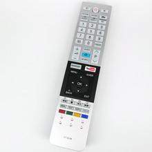 95%New Original Remote Control CT-8538 For Toshiba Smart TV