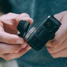 Para DJI OSMO ACTION Camera Lens Sun Cap Lens Hood Sombrinha Capa Protetor para DJI OSMO AÇÃO Acessórios