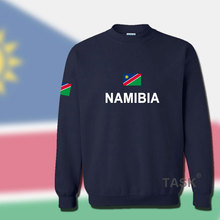 Namibia hoodie men sweatshirt sweat suit hip hop streetwear tracksuit nation footballer sporting country flag new NAM Namibian