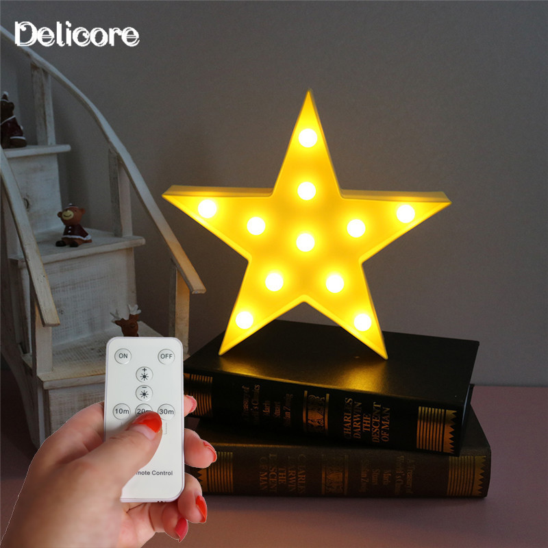 Luzes da Noite light com controle remoto para Marca : Delicore