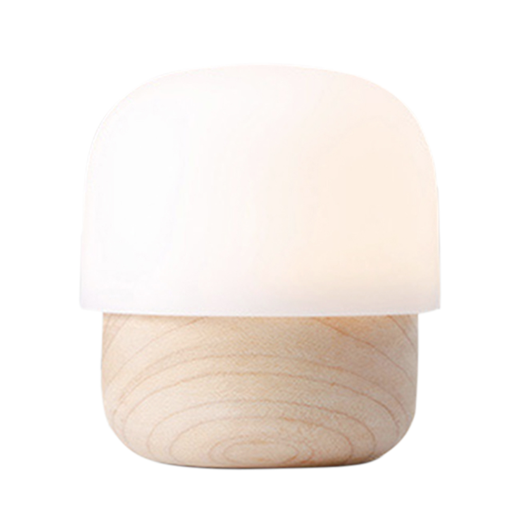 Durable Rechargeable LED Light Reading Lamp Baby Nursery Switch Eye Caring Night Light Portable
