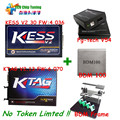 Newest Kess V2 V2.30 4.036 OBD2 Manager+ K-TAG 2.13 FW 6.070 K TAG ECU Programmer+FGTECH Galletto 4 Master v54 BDM Frame BDM 100