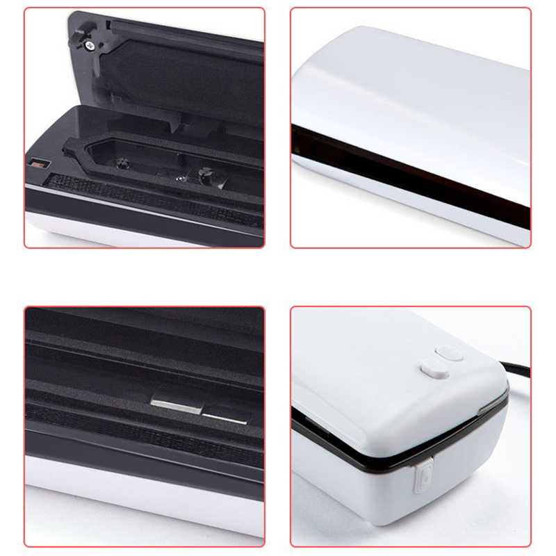 Automatic Small Commercial Vacuum Packaging Machine Vacuum Sealer Dry And Wet Machine Dual-Purpose Automatic Vacuum Packaging