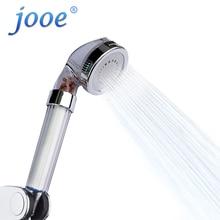 jooe ducha handheld water saving bath shower head water filter spa showerhead sprayer for bathroom accessories