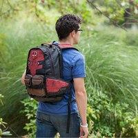 Miracle Dead Pool Notebook Backpack Good Quality Men S Bag Multi Function Travel Bag Men S