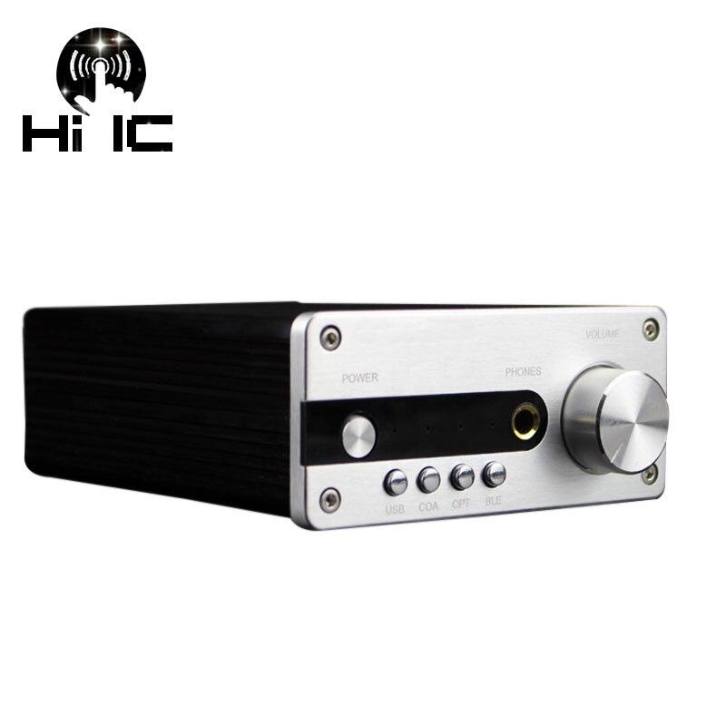 Temperamentvoll Hifi Usb Dac Audio Verstärker Decoder Aptx Hd Bluetooth 5,0 Auido Receiver Ak4118/cs8416 2 Pcm1794 Opa1652 2 Muses02/ne5532 Festsetzung Der Preise Nach ProduktqualitäT