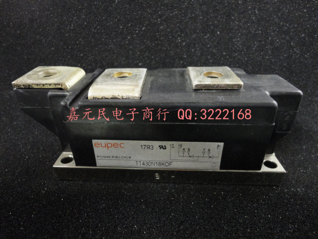 Dash 4 diamonds 100% new original EUPEC SCR module TT430N18KOF tt260n22kof eupec type new tt260a power module