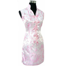 Sleeveless Traditional Chinese Dress