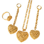 Gold Color African N...