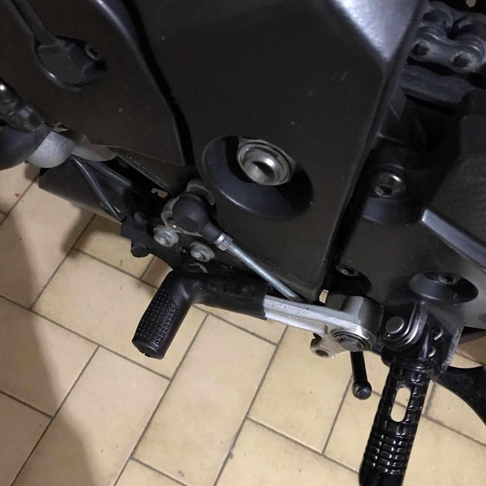 Universal moto rcycle accesorios engranaje zapato para cambio protector funda palanca de cambio piezas protectoras moto bota para motocicleta de goma
