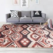 Гостиная Ковры современный американский Sleek Спальня коврики прямоугольной прикроватной тумбочке Ковры S офис диван дома