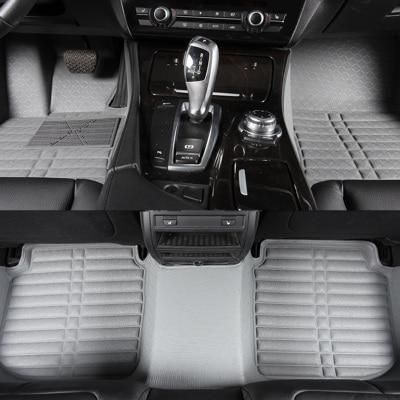 car carpets mats floor rugs set auto for AUDI A4L A6L Q3 Q5 Q7 A7 A3