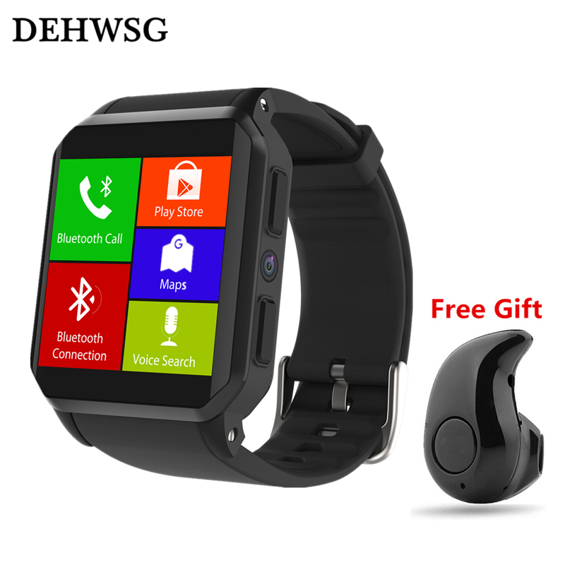 Здесь продается  DEHWSG KW06 smartwatch android 5.1 MTK6580 Quad Core 3G WiFi GPS watch Heart Rate Monitor IP68 Waterproof PK KW88 amazfit bip  Бытовая электроника