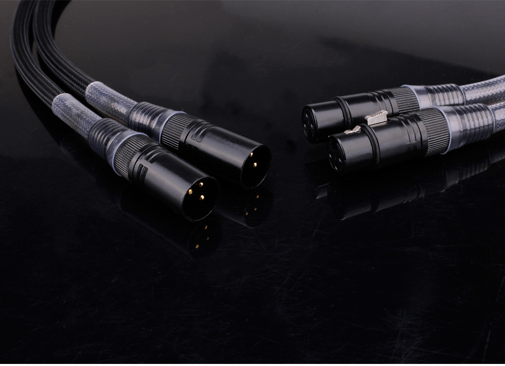 YYAUDIO M-500 Hifi XLR Cable High Quality OFC HIFI XLR Male to Female Audio Cable