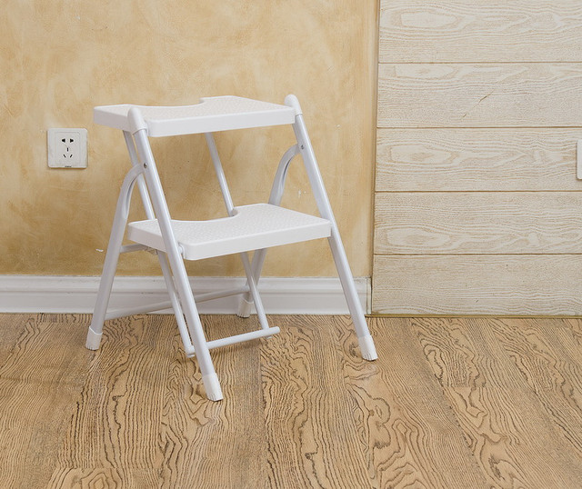 Creative Folding Simple Step Stool Kitchen Bench Portable Stool Home Bench Increase Stool Dotomy Ladder Folding Step Stool