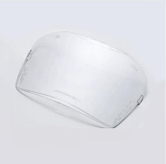 Outer 9100V Protection Series Speedglas Welding Glass 526000 9100X Plates Standard Helmets For 10PCS