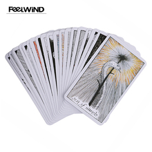 все цены на Tarot Cards Mystic Magical Animal Playing 78-Card Deck for Family Xmas Birthday Gift Board Game онлайн