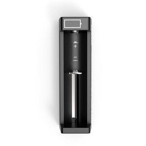 Image 4 - XTAR şarj cihazı karınca MC1 artı küçük ekran USB şarj aleti için 3.6V 3.7V Li ion piller 10440 14500 16340 18700 26650 18650 şarj cihazı