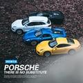 1:36 В Штучной Упаковке 5 дюймов моделирования сплава Спортивный автомобиль модели Porsche 918 Paramera 911 Cayenne ВНЕДОРОЖНИК Открыть дверь Потяните детей toys