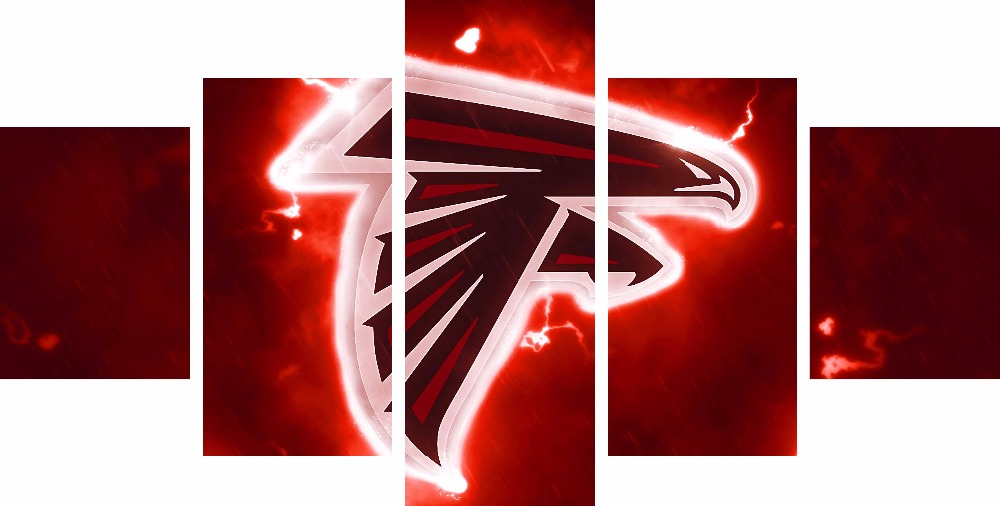 Atlanta Falcons Room Decor