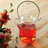 Heat resist 400ml Glass teapot with infuser/filter/strainer ,teaware,coffee pot,brew white/flower/matcha/black/Chinese/puer tea