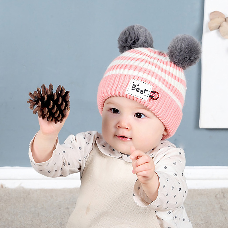 Baby girl winter hats
