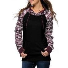 women hoodies sweatshirts ladies autumn winter fall clothing  print festivals classics fashion sweat shirts cute