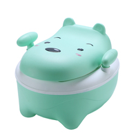 Baby Potty Toilet Training Seat Soft Cushion Toddler Pee Travel Potty Trainer Portable Kids Potty Chair Toddler Urinal Potty