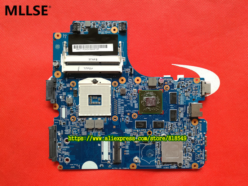 683494-001 683494-501 683494-601 683493-501 683493-001 FIT For HP 4740S 4540S  system motherboard , 100% Working ! 574680 001 1gb system board fit hp pavilion dv7 3089nr dv7 3000 series notebook pc motherboard 100% working