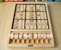 Деревянные головоломки Судоку play игры деревянные игрушки для детей игрушки разведки головоломки для детей brinquedos educativos rompecabezas