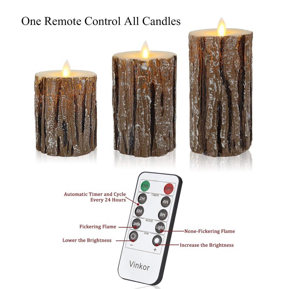 81GHxe74b9L._SL1500_  Flameless Candles LED Flickering Mild Pillar Actual Drip Pillar Wax Ornamental for bark Wedding ceremony & 10-key Distant Management Set of three HTB1H41WBf5TBuNjSspcq6znGFXan