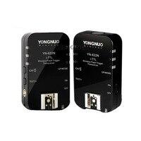 Yongnuo YN622 Wireless ITTL Flash Trigger Radio 1/8000s Shutter Release YN 622N for Nikon D7000 D5200 D5100 D5000 D3200 D3100