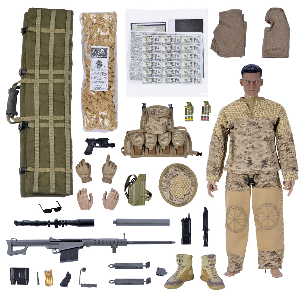 brinquedo modelo soldado da policia militar sniper 02