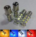 Hot Sale 10pcs* 1156 P21W BA15s 5050led 18smd 18 led  Car White Light Bulb Stop Tail Rear Brake Light DC 12 V
