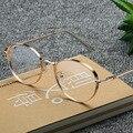 La más nueva Manera Elegante y Guapo, de Alta Calidad Gafas de Marco Hombres Mujeres Oculos Montura de Gafas Anteojos Ópticos Gafas de Equipo
